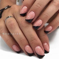 There must be your favorite nail ideas in 140 classic nail designs. - Page 7 of 139 - Inspiration Diary Chic Nails, Stylish Nails, Trendy Nails, Swag Nails, Perfect Nails, Gorgeous Nails, Nail Manicure, Gel Nails, Nagellack Design
