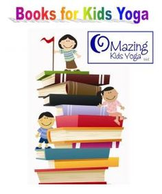 resource list of books to use in kids yoga Loved and Pinned by www.downdogboutique.com to our Yoga community boards