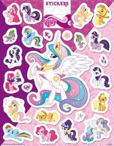 23 My Little Pony Sticker Sheet My Little Pony Stickers, Nifty, Geek Stuff, Kids Rugs, Nerd Geek, Geek Gifts, Cartoon, Ponies, Unicorn