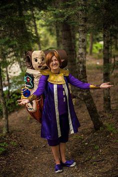 Happy Mask Salesman Cosplay Legend of Zelda Cosplay Majora's Mask