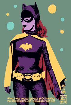 francavilla-batgirl