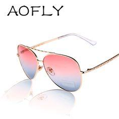 Cheap 2015 más reciente marca diseñador mujer gafas de sol del gradiente de moda aviador gafas de sol mujer hombre gafas gafas de sol Feminino Masculino, Compro Calidad Gafas de Sol directamente de los surtidores de China:                     2015 el más nuevo diseñador de la marca de moda las gafas de aviador gradiente gafas de