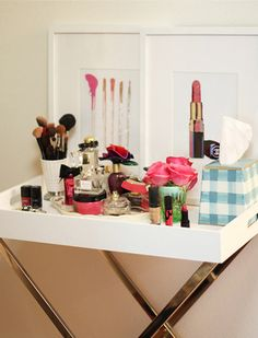10 Next-Level Tricks to Organize Your Vanity Once and for All
