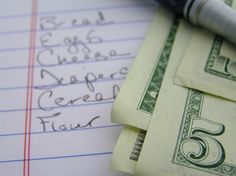 4 tips to keep your grocery budget at $200/ month for a family of 4. Pin now read later...