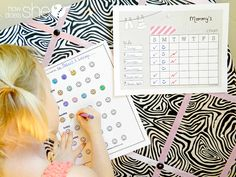 Parent rewards charts: everyone wins! | How Does She...