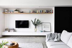 80 Marvelous Scandinavian Living Room Ideas For Sweet Home Design Living Room Tv, Living Room Furniture, Apartment Living, Interior Exterior, Interior Design, Sweet Home Design, Living Room Designs, Condo, House Design