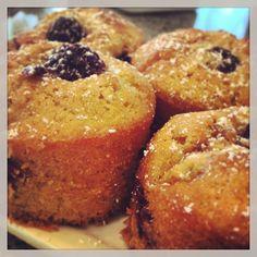Gluten Free Boysenberry Cake | Tender Greens #tgpastry