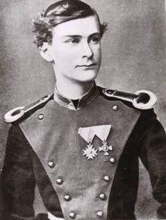 OTTO, fratello minore di Ludwig II