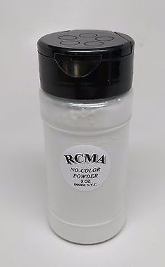 RCMA No-Color Powder 3oz - Face cosmetic loose Powder, Shaker Top Bottle in Health & Beauty,Makeup,Face | eBay