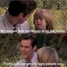 Hahaha. Awful but hilarious. Jim Carrey cracks me up. XD