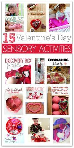 46 Best Tactile Valentine S Crafts Ideas For Blind Kids Images