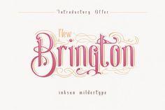 Bold and elegant #fonts #handlettering