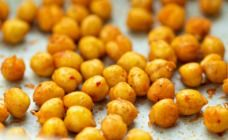 Healthy Roasted Chickpeas Recipe - Party food