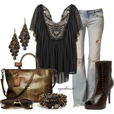 """""""Lucky Penny"""" by cynthia335 on Polyvore"""
