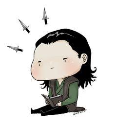 It's Not Bat-ah-win: Photo Sterek, Cute Comics, Tom Hiddleston, Loki, Marvel, Drawings, Anime, Star Wars, Art