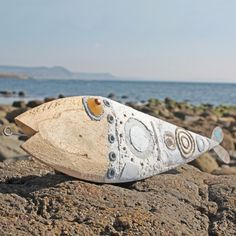 Driftwood Fish No 18 - buy the sea                                                                                                                                                                                 More