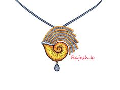 Jewelry Design Drawing, Fashion Design Drawings, Pendant Set, Diamond Pendant, Together We Stand, Jewelry Illustration, Jewellery Sketches, Designs To Draw, Silver Jewelry