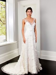 Our Camille gown