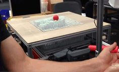 This morphing table can create a virtual version of you in realtime