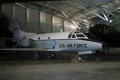 Strategic Air & Space Museum T-39