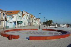 Urban by Amop | Mobiliario Urbano | Elementos Urbanos | Equipamento Urbano : Costa Nova, Aveiro - Portugal