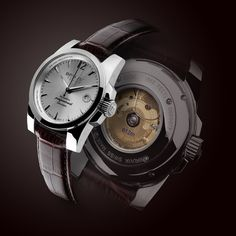Fjord Automatic Steel Grey watch by Bruvik ... A Piece of Norway