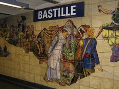 The Most Beautiful Metro Stations in Paris