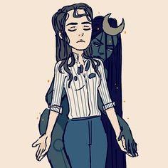 #junemoone #enchantress #storyboardpro