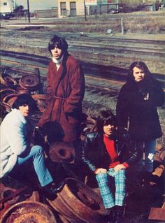 The Seeds -The Seeds were an American rock band. The group, whose repertoire spread between garage rock and acid rock, are considered one of the pioneers of punk rock.
