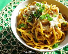 Garlic Noodles Simple and delicious in less than 10 mins!