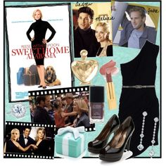 Sweet Home Alabama Sweet Home Alabama, Reese Witherspoon, Films, Movies, Tiffany, One Shoulder, Chanel, Pumps, Shoe Bag