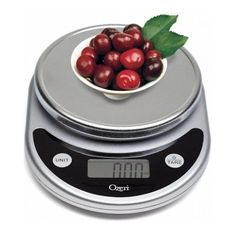 Kitchen Food Scale Digital Electronic Portion Control Diet Fitness Grams Ounces #Ozeri