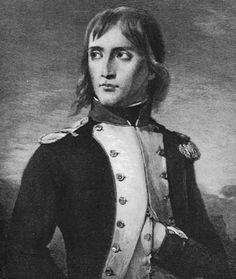 Napoleon's military career started off with the Italian Campaign. (5)