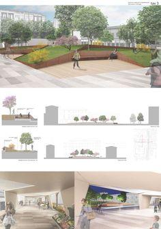 Lorenzo Rossi Architetti · Riqualificazione di piazza S. Ambrogio a Vigevano · Divisare