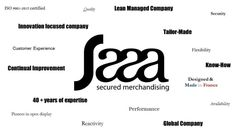 Saaa is a world leader and pioneer in secured merchandising. We provide innovative sales and security solutions for retailers globally, consumer electronic brands and commercial businesses.