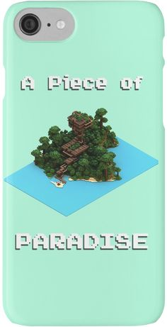 A Piece of Paradise [MINECRAFT]