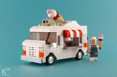 Ice Cream Van - Want Some? | Flickr - Photo Sharing!
