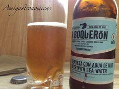 Er Boquerón: Cerveza con agua de mar