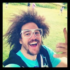 Pin for Later: All the Celebrities You Should Be Following on Instagram! Redfoo Follow Redfoo: Redfoo