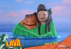 """This LAVA Uku & Lele Cosbaby From """"Hot Toys"""" May be the Most Adorable Pixar Collectible"""