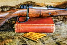 The .404 Jeffery burst on the scene in the early 20th Century, giving dangerous game hunters the power of a .450/400 Nitro Express in a bolt-action rifle.