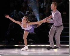 Russian NHL player Valeri Bure is married to the former Full House Actress Candace Cameron who is a contestant on this season of Dancing With The Stars