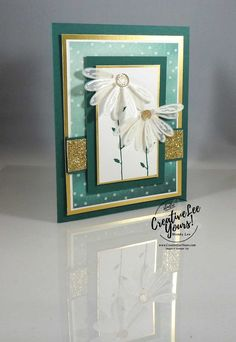 Embossed Daisies by