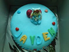 Jaden's Cake