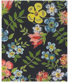Liberty Art Fabrics Edenham E Tana Lawn | Fabric by Liberty Art Fabrics | Liberty.co.uk