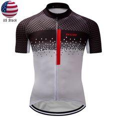 2018 New Men's Bicycle Clothing Short Sleeve T-shirt Racing Tops Cycling Jerseys Women's Cycling Jersey, Pro Cycling, Cycling Jerseys, Cycling Bib Shorts, Cycling Outfit, Cycling Clothes, Jersey Outfit, Bicycle Clothing, Bike Shirts