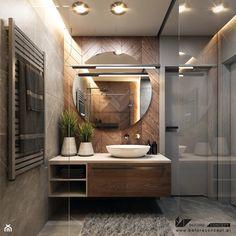 Bathroom Design Luxury, Modern Bathroom Decor, Interior Design Kitchen, Small Bathroom, Bathroom Design Inspiration, Bad Inspiration, Interior Inspiration, Restroom Remodel, Toilet Design
