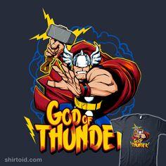 Thundergod #comic #comics #elliotfernandez #film #jerkmonger #marvelcomics #movie #theavengers #thor