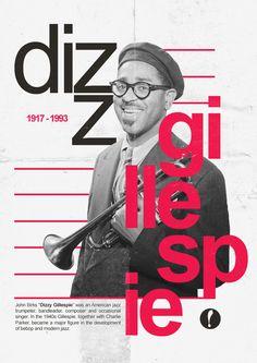 Dizzy Gillespie - influyente del bebop!