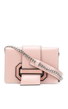 Light Pink Flap crossbody Bag by Prada SS18